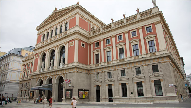 the great hall of the musikverein in vienna